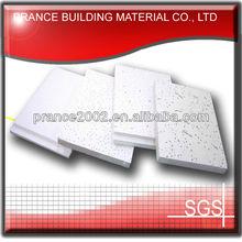 2x2 acoustic mineral fibre ceiling tiles