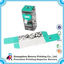 wholesale custon logo printed luxury cosmetics packaging boxes