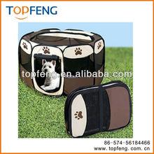 Portable Pop-up Pet Playpen/Sporty Pop up Playpen / Cage Kennel Crate Tent