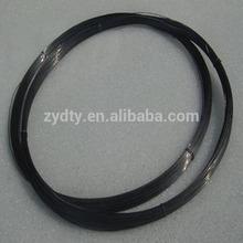 Bao ji Zhong Yu De-Hot sale reliable price pure tungsten wire for heating elements manufacturer