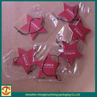 Custom paper air freshener 2014 Chengtai,smell car paper