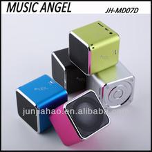 Speaker portátil para celular speaker suporte chrome de áudio do alto-falante
