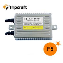 Milan hot sell 12v 35w fast bright F5 hid xenon ballast,round lamp ballast