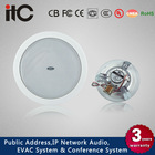 ITC T-105A PA Best outdoor amplifier powered active horm vibration Ceiling Speaker