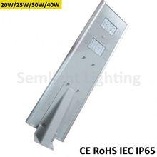 Easily using All-in-one solar led street light system solar panel photovoltaics