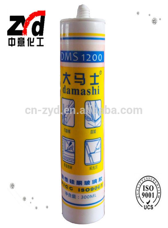 DMS-1200 Acid Silicone Sealant