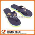2014 sapatas ocasionais dos homens, sandália dos homens, importador de calçados chineses