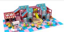 children happy naughty castle 2014 newest specialest europe style design indoor playground