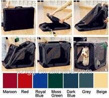 Pet Soft Crate,Foldable Pet Carrier,Foldable Dog Carrier SDG17-A