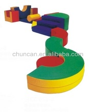 Kids Colorful Soft Play Sports Equipment