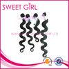 Shunxin human hair extension, unprocess virgin Brazilian hair