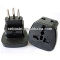 neues produkt 2014 doppelsteckdosen schweizer stecker universal travel adapter