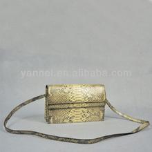Python lady cross body bag_python handbags_python snake purse_exotic skin handbag
