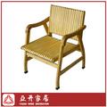 Móveis de bambu sala de estar e jantar cadeira da sala