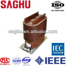 LZZBJ9-35 33kv current transformer resin zhout switch gear