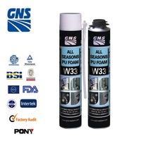 750ml can spray extruded polystyrene foam