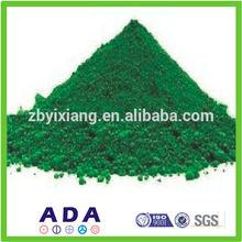 Inorganic compound pigment Iron Oxide green