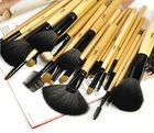MSQ 24pcs High Quality Customized Bamboo Makeup Brush