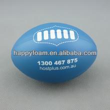 Mini Rugby PU Stress ball, soccer ball