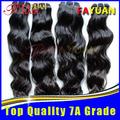 fayuan nouveau style de cheveux humains remy extensions armure meilleure qualité gros cheveux vierges remy indian
