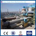 china 2014 pequeño horno rotatorio de cemento