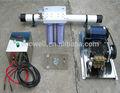 24 VDC geringe kapazität boot umkehrosmose-anlage meerwasserentsalzung ausrüstung, 12 VDC Meerwasser behandlung