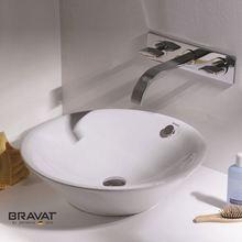 artistic ceramic sink/basin Energy saving Smooth surface