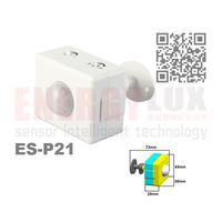 ES-P21 Infrared Motion Sensor for ceiling motion sensor PC material