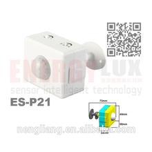 ES-P21 Infrared Motion Sensor for ceiling motion sensor PC material