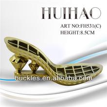 FH531 ABS wedge platform shoe soles/high heel manufacturer