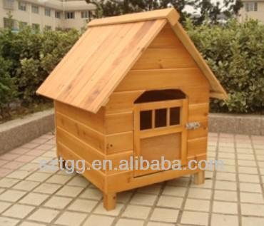 Wooden Dog House Outdoor Dog House SDH-004S
