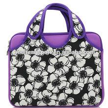 2014 fashion custom neoprene laptop bag