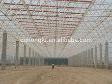 Q235/345 Steel Specification Workshop Building