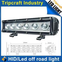 Promotion on sle 30W LED LIGHT BAR tractor,UTV,ATV,Boat,4x4 Led Light Bar