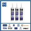 hdpe empty plastic cartridge for silicone sealant multipurpose silicon sealant flame retardant silicone sealant