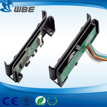 WBE manufacture Magnetic stripe Card Reader Module WBR-1000 are widely used in POS/access control and membership system
