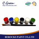 Excellent coating acrylic emulsion paint