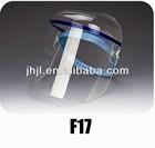 Transparent Visor Face Shield with Adjustable Suspension