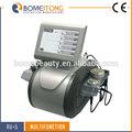 hme portátil cavitación rf g5 vibración de masaje para la celulitis máquina