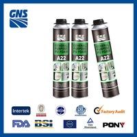 aerosol cans polyurethane foam sealant polyurethane foam caulking agent machine to make polyurethane foam