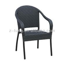 aluminum outdoor ratan chairs ZT-1300C