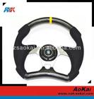 320mm Real Carbon Fiber Steering Wheels/car accessories