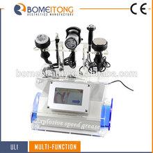 vacuum multipolar radio frequence cavitation slimming machine