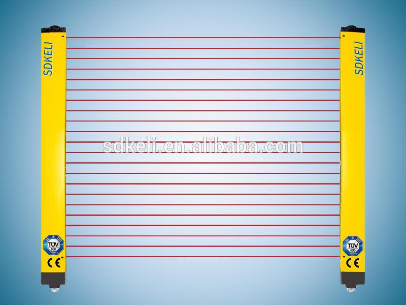 Type4/Cat4 Safety Light Curtain, Machine guard sensor, operator ...