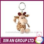 6-10 cm animal plush keychain & plush toys manufacturer (ICTI Audited)