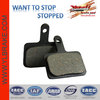 Hot sale high quality brake pad bicycle spare parts