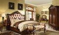 quarto móveis de madeira de pinho cama