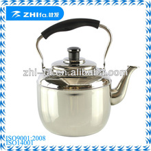 Highly mirror polishing 4-6L large capacity stainless steel water kettle