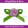 2014 Handmade Clothes Decorate Mini Satin Ribbon Bow
