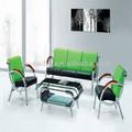 mais recente e moderno baratos sofá do escritório sofá do plutônio sofá armação metálica no escritório